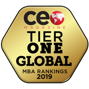 Global Mbarankings 2019 Tierone