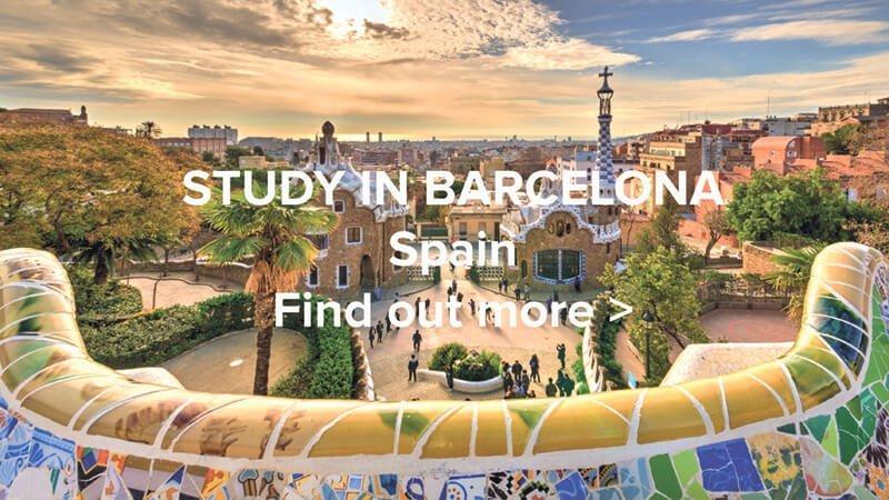 Study In Barcelona 2 Web