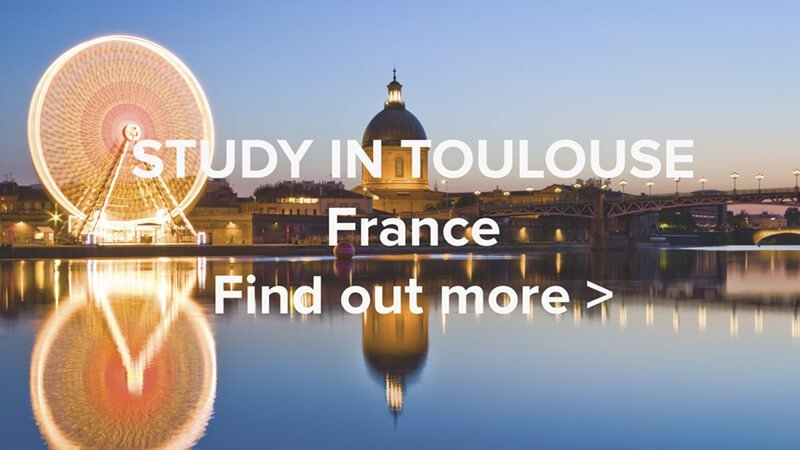 Study In Toulouse Web