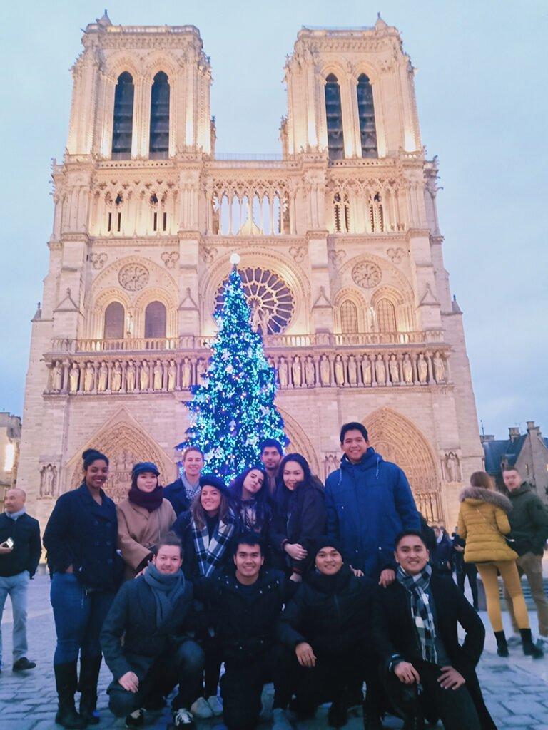 Winter School Tbs Paris