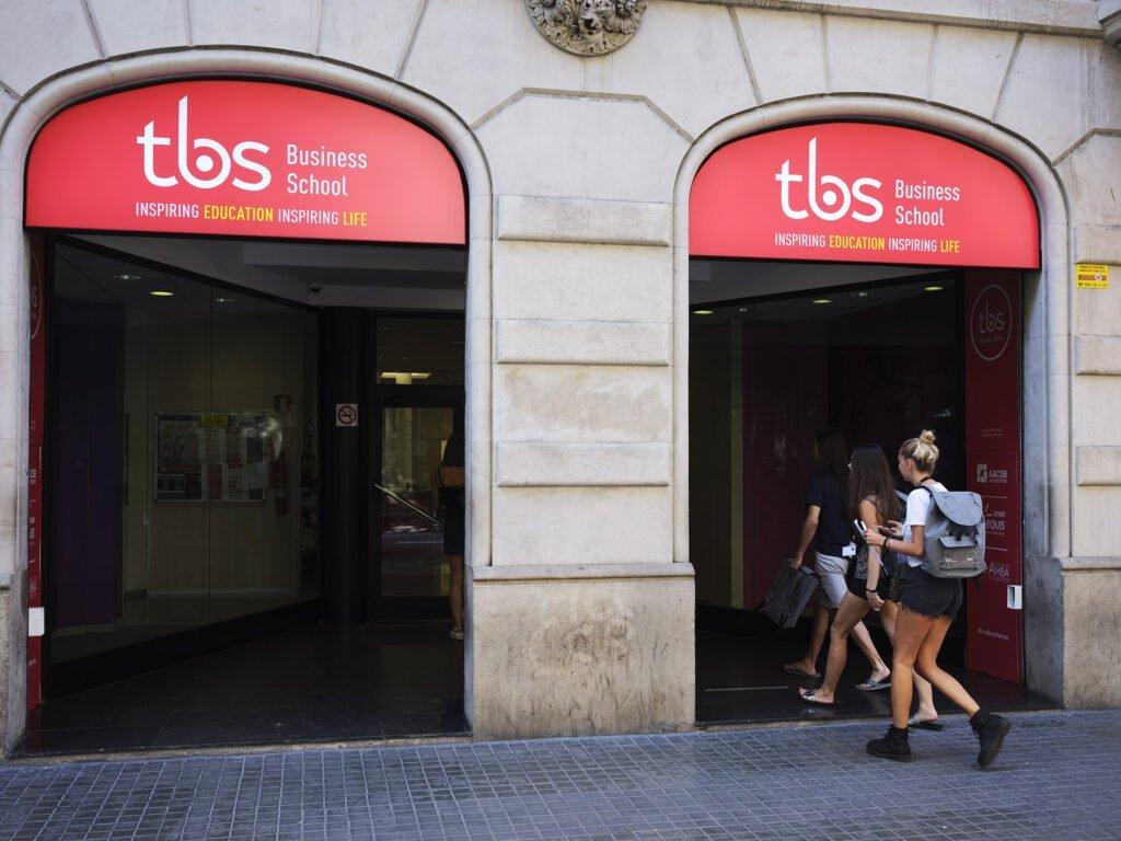 Campus Barcelona TBS Business School
