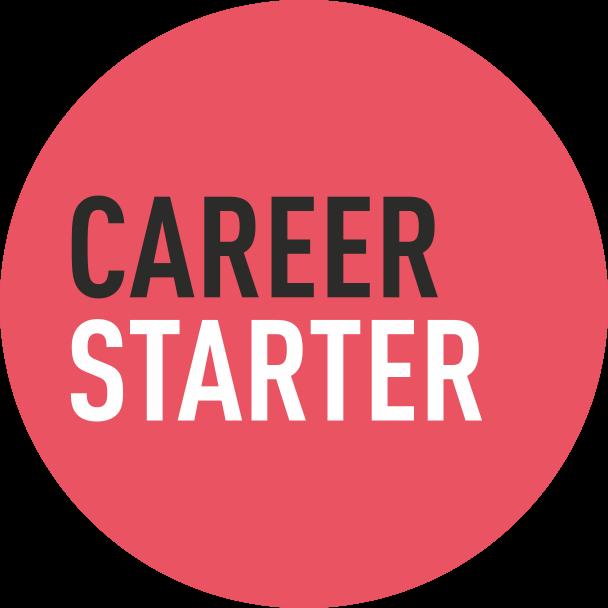 Logo Career starter