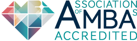 Logo AMBA (Association of Masters of Business Administration)