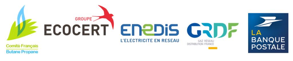Logos entreprises partenaires RSE Développement Durable
