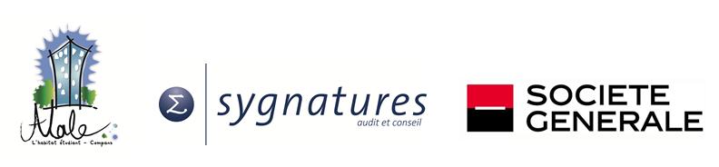 Logos Entreprises partenaires entrepreneuriat