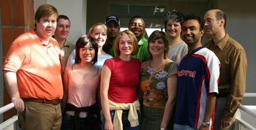 étudiants étrangers en échange chez TBS