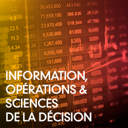 Tbs Departement Information Operations Et Sciences De La Decision