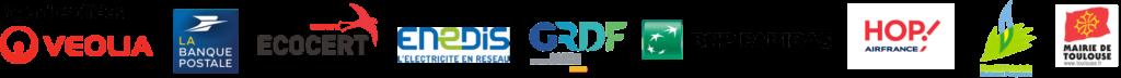 Bandeau Logos Partenaires Officiels Au 030418