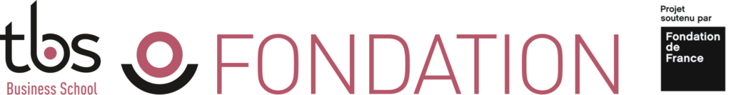 Logo Tbs Fondation Fdf