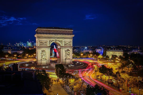 Startups city Paris
