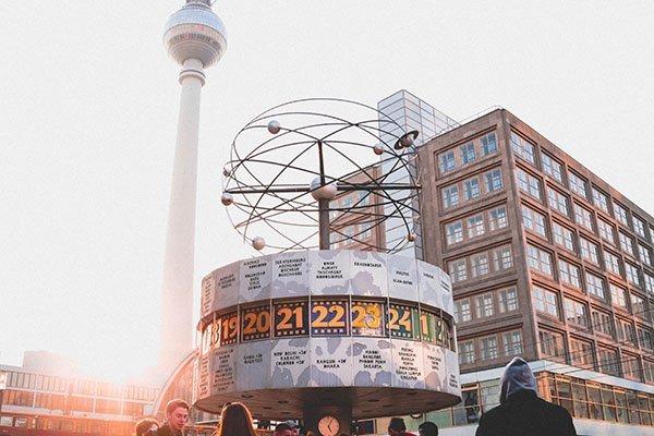 Startups city Berlin
