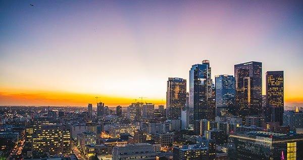 Startups city Los Angeles
